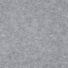 Polar Fleece Fabric in Solid Midtoned Grey