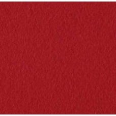 Polar Fleece Fabric in Solid Red