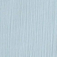 REMNANT - Lightweight Cotton Gauze Muslin Fabric in Light Blue
