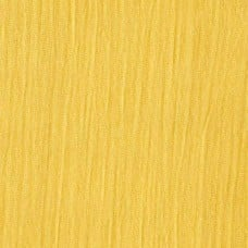 REMNANT - Lightweight Cotton Gauze Muslin Fabric in Yellow