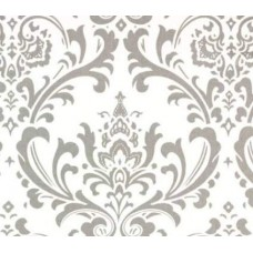 My Home Tradition in Grey Home Decor Cotton Fabric