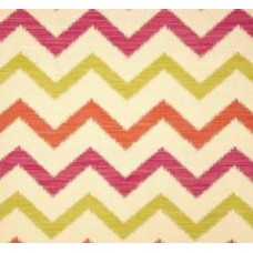 Chevron Upholstery in Garden Home Decor Fabric