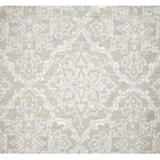 Damask Jacquard in Linen Home Decor Fabric