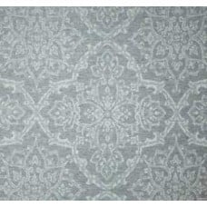 Damask Jacquard in Silver Home Decor Fabric