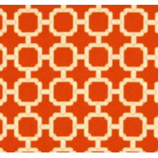 Geometric in Mandarin Outdoor Fabric