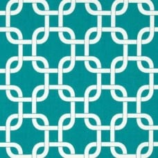 Gotchanow True Turquoise Home Decor Cotton Fabric