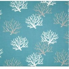 Isabella in Blue Home Decor Cotton Fabric