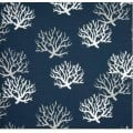 Isabella Slub in Navy Home Decor Cotton Fabric