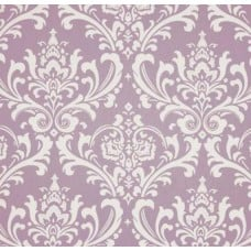 Osbourne Lilac Home Decor Cotton Fabric