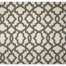 Sheffield in Grey and Natural Home Decor Cotton Fabric