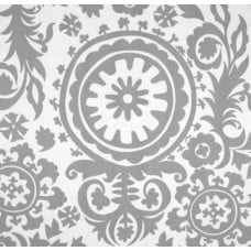 Susani in Grey Cotton Home Decor Cotton Twill