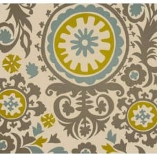 Susani in Naturals Home Decor Cotton Duck Fabric