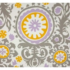 Susani Wisteria Cotton Twill Fabric