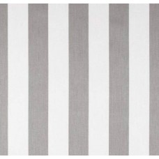 Vertical Stripe in Storm Home Decor Cotton Fabric