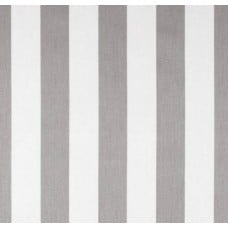 REMNANT - Vertical Stripe in Storm Home Decor Cotton Fabric