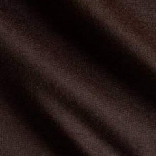 Double Knit Jersey Fabric in Solid Chocolate