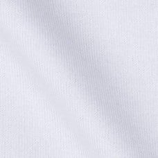 Jersey Knit Stretch Fabric in White