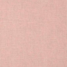 REMNANT - Linen Blend in Pink Fabric