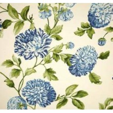 Williamsburg Charlotte Twill in Bluebell By Waverly