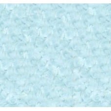 Minky Fabric Cuddle Shaggy in Baby Blue
