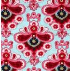French Wallpaper Belle Cotton fabric by Amy Butler