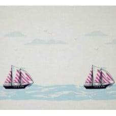 Out to Sea Cotton fabric by Michael Miller