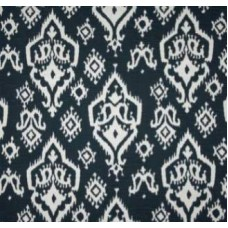 Spirit of Raji in Navy Home Decor Cotton Fabric
