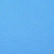Organic Cotton Duck Home Decorating Fabric in Ice Blue
