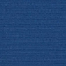 Organic Cotton Duck Home Decorating Fabric in Marine Blue