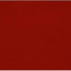 Organic Cotton Duck Home Decorating Fabric in Red