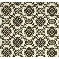 REMNANT - Medallion Isle in Black and Cream by Tommy Bahama Outdoor Fabric