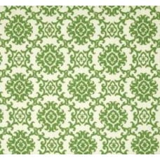 Medallion Isle in Lime Green and Ivory by Tommy Bahama Outdoor Fabric