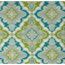 Emerald City Zoe Green Outdoor Fabric