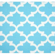 Fyn Cadet in Sky Blue Home Decor Cotton Fabric