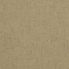 Linen Blend Fabric Buff Natural