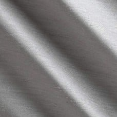 Textured Sateen Fabric in Grey