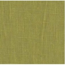 100% European Linen Fabric Celery Green