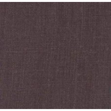 100% European Linen Fabric Chocolate