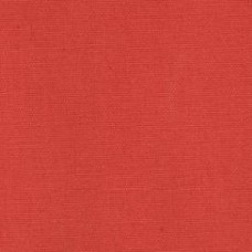 Dyed Solid Coral Cotton Duck Home Decor Fabric
