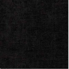 Home Decor Solid Upholstery Velvet Fabric Antique Black