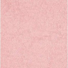REMNANT - Terry Towelling Pink 100% Cotton High Quality Fabric