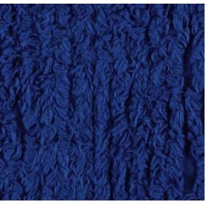 Thick Chenille in Royal Blue